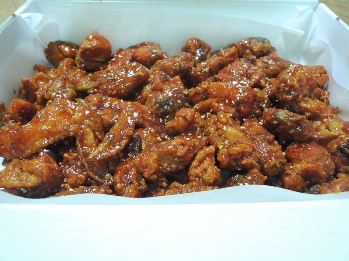 속초 닭강정맛집 만석닭강정