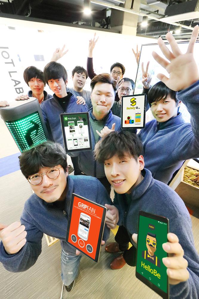 WC2016 창업 아이디어 공모전 우수팀