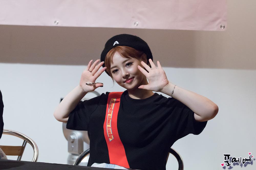 160731 3rd mini album <넘나 좋은 것>목동 팬사인회