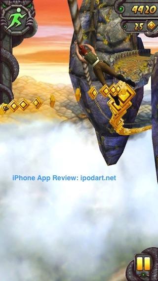 Temple Run 2 아이폰 게임 템플런2