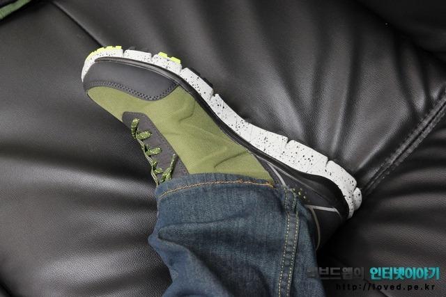 헤드 스테이블 미드 신발 바닥