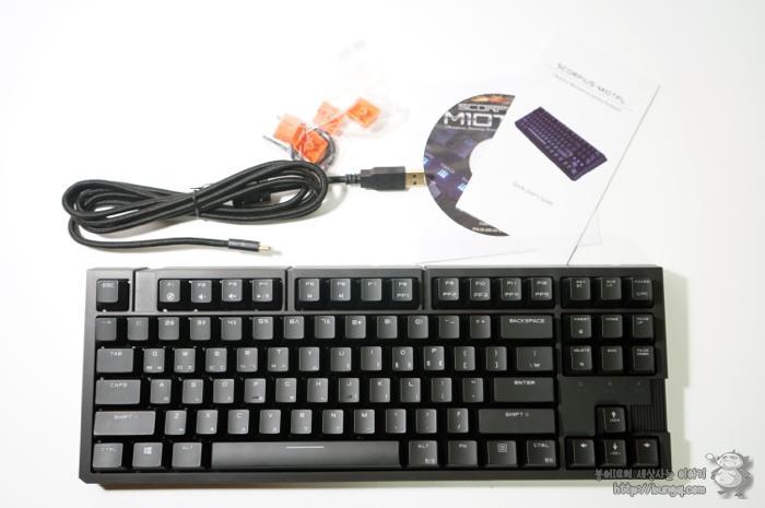 제닉스 기계식 키보드, 추천, 기본기 좋은, 스콜피우스 M10TFL, 제닉스 기계식 키보드, 추천, 기본기 좋은, 스콜피우스 M10TFL, 패키지, 구성품