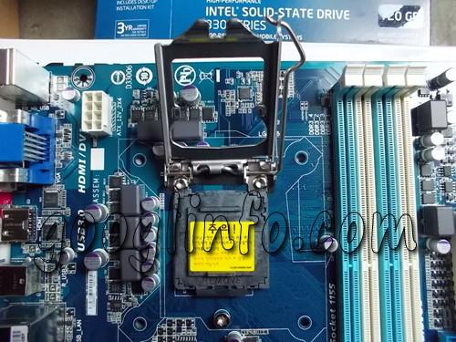 메인보드에 CPU 설치하는 법 6