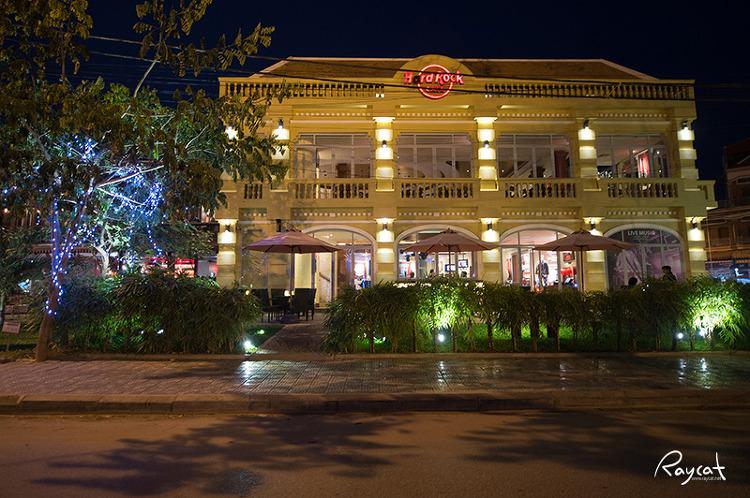 씨엠립 하드락 카페