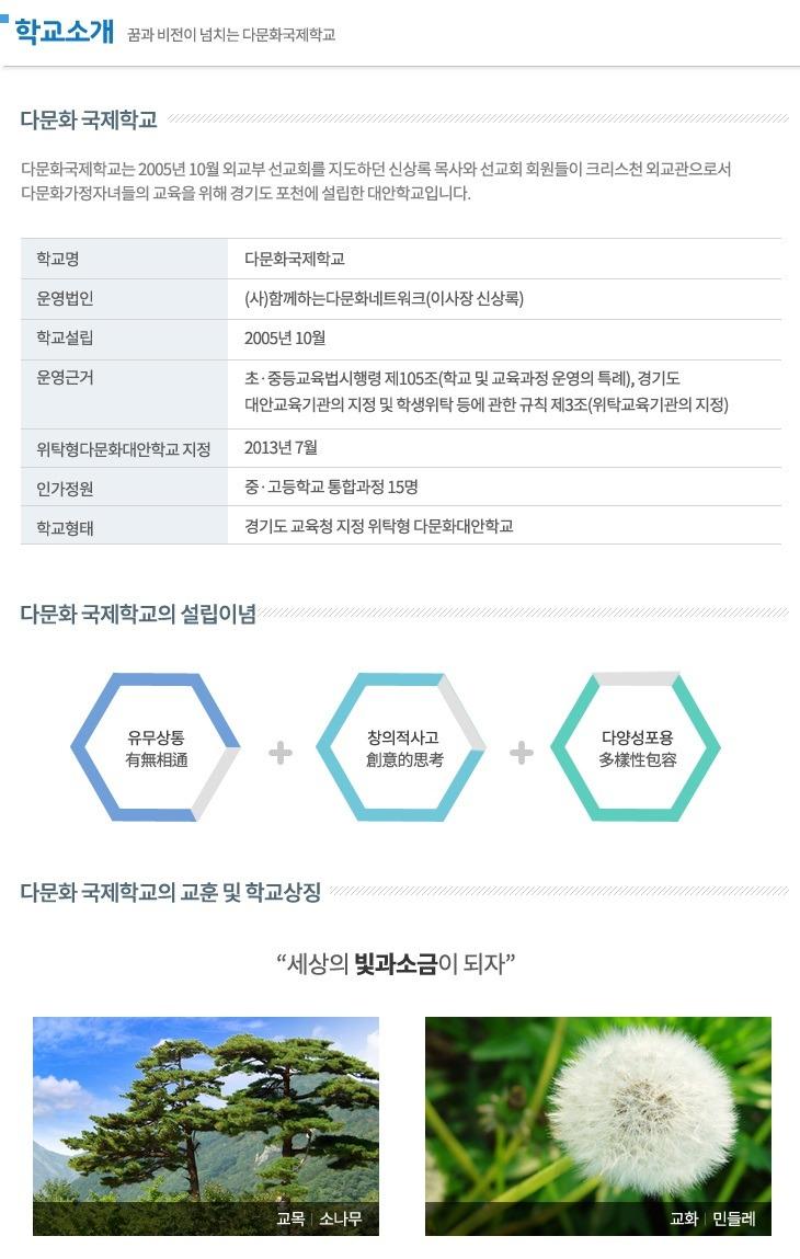 다문화국제학교_학교소개