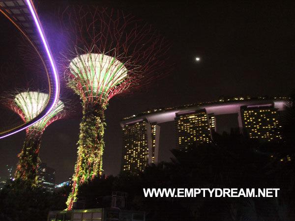 싱가포르 여행 - 가든스 바이 더 베이, 슈퍼트리 그로브