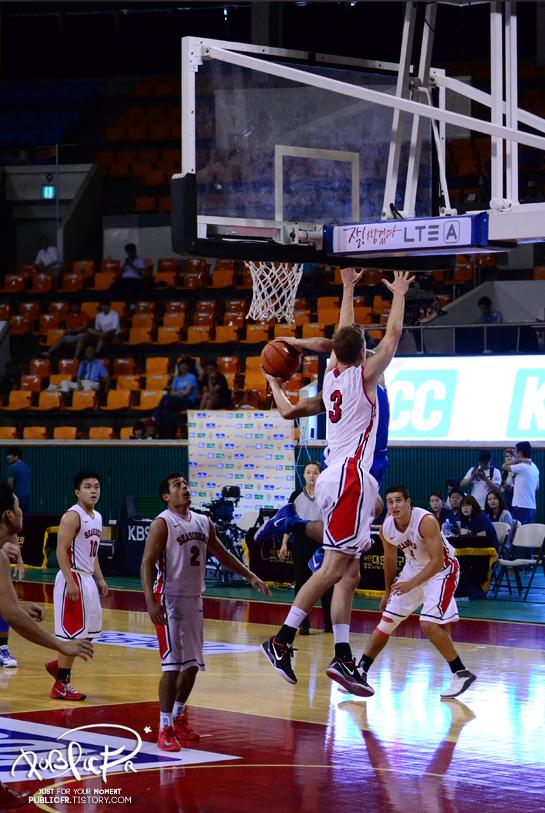Ateneo de Manila University Basketball team from Philippines - 2014