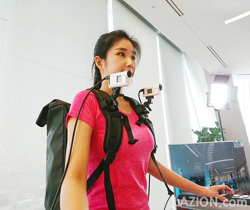 광학식손떨림보정 갖춘 소니 액션캠 FDR-X3000/HDR-AS300, 고프로 잡으러 가나?