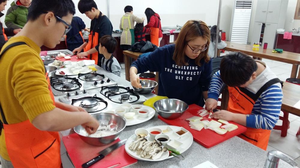 (사)자연음식문화원, '맛있는 방학 cook방' 진행