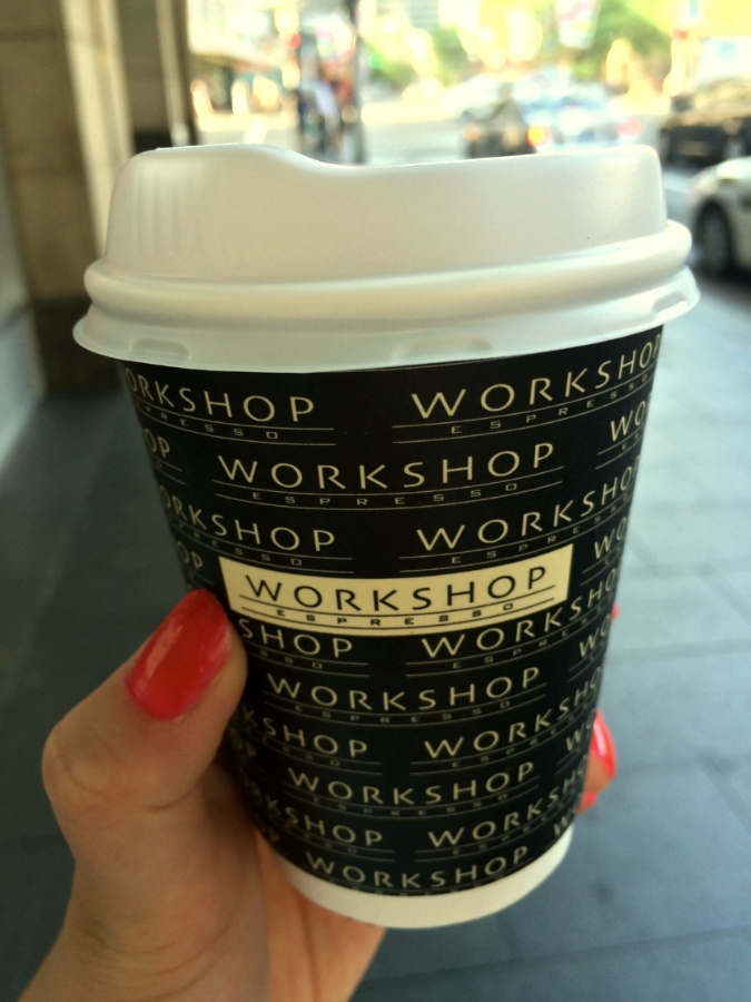 Showbox Coffee Brewers Cafe