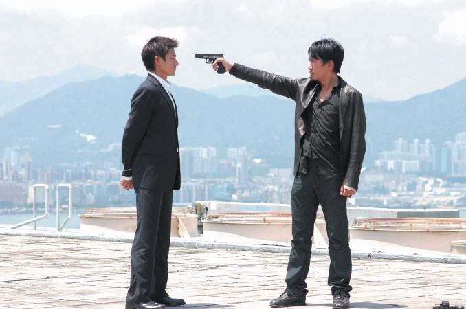 [영화 리뷰] 무간도 1~3 (2002, 2003년)