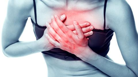 myocardial infarction pain