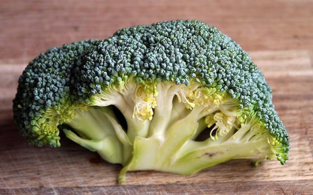 브로콜리효능 빈혈에좋은음식 철분부족증상