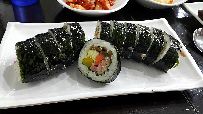 김이랑 김밥