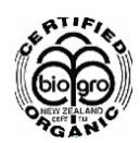 뉴질랜드 유기농 인증마크