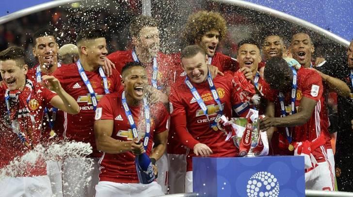 세계에서 가장 자산 가치가 높은 축구 클럽 BEST 5
