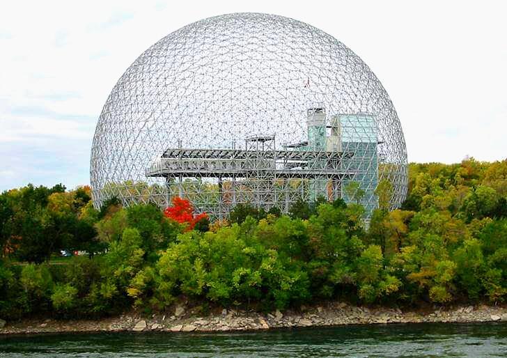 캐나다 환경 박물관입니다