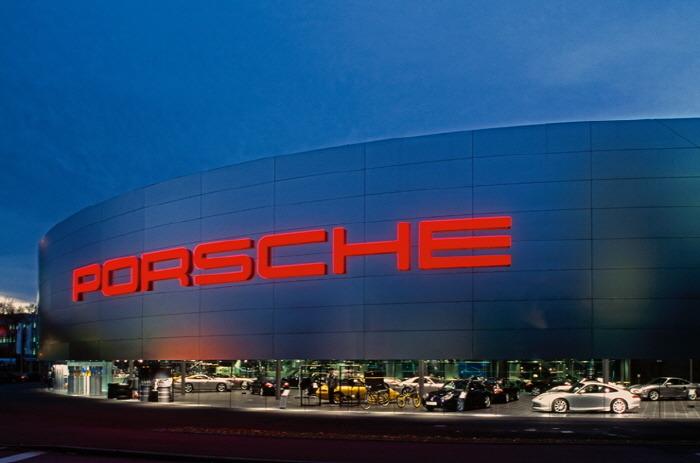 Porsche-auto 포르쉐자동차
