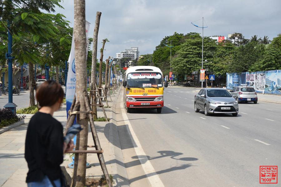 베트남 하롱 여행 #20 - 3번 시내버스 타고 하롱시티 구석구석 여행하기