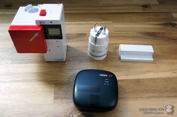 IoT? 어렵지 않다! 기가 IoT 홈매니저로 지키는 우리집 안전