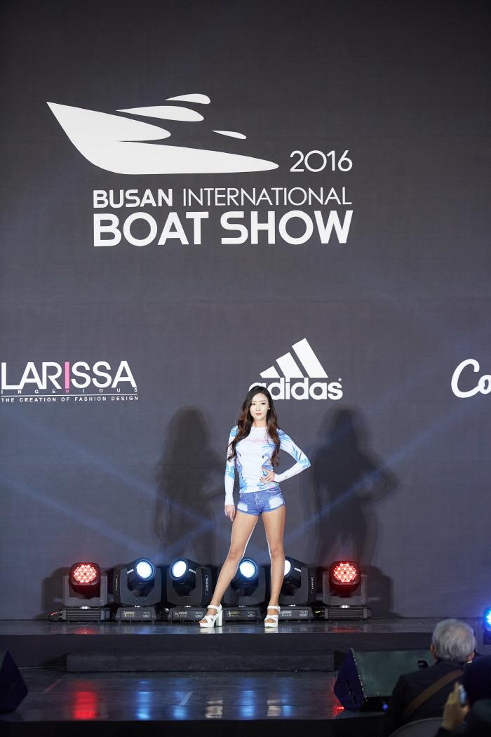 2017 부산국제보트쇼 마린룩 패션쇼
