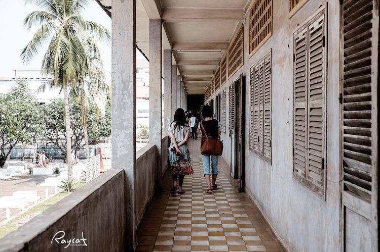 프놈펜 고문박물관