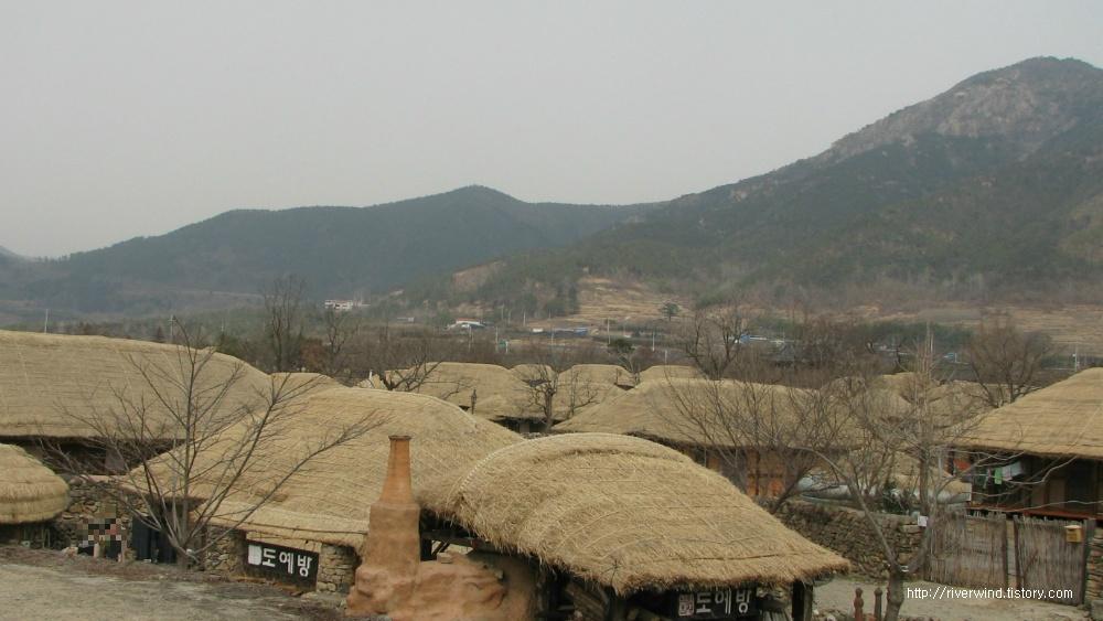 초가마을 낙안읍성
