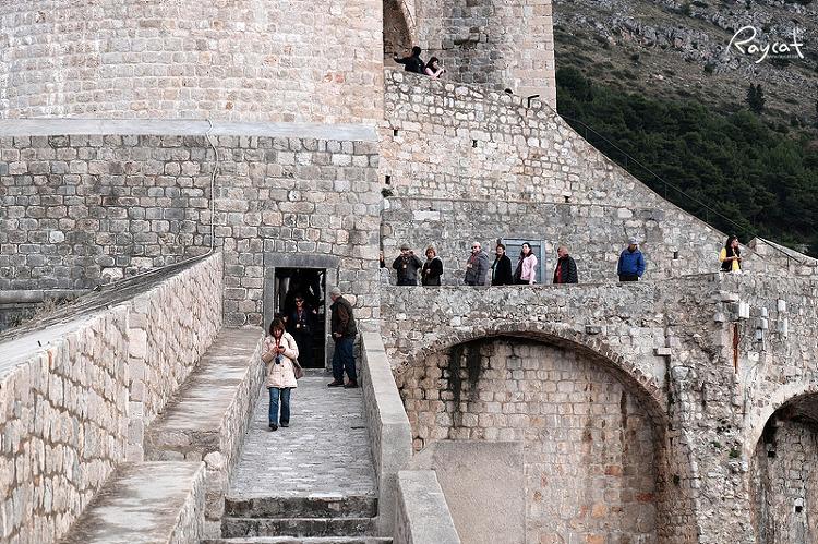 두브로브니크 올드타운 성벽투어