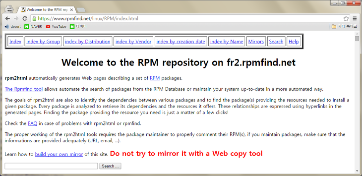 rpmfind openjdk