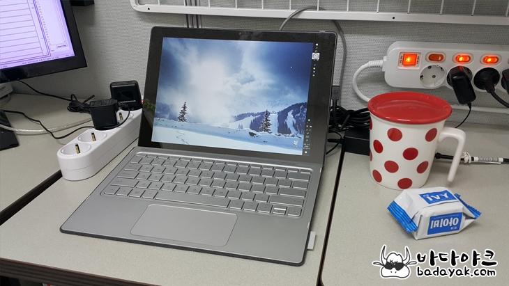 HP 스펙터 X2 12-a008nr 코어 M 프로세서 윈도우 태블릿PC