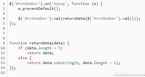 input type number maxlength...ㅡ_ㅡ;