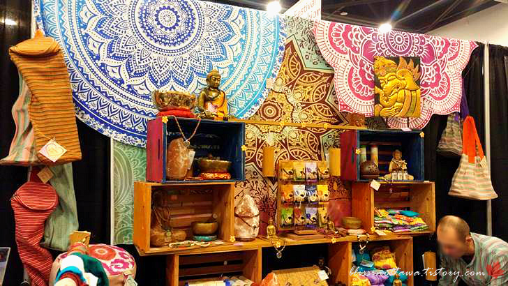 불교 용품 및 장식품입니다