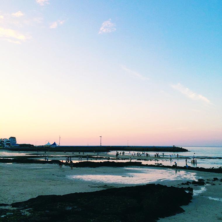 제주여행 혼자여행하기좋은곳 월정리해변
