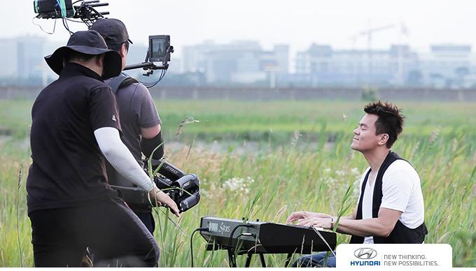 박진영 뮤직 콜라보레이션