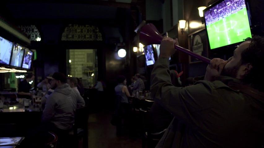 부부젤라를 불면 TV채널이 스포츠채널로 바뀐다! 비인스포츠(beIN Sports)채널의 부부젤라 게임체인저(Vuvuzela, The Game Changer)