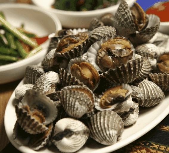 11월 제철음식, 꼬막과 도루묵