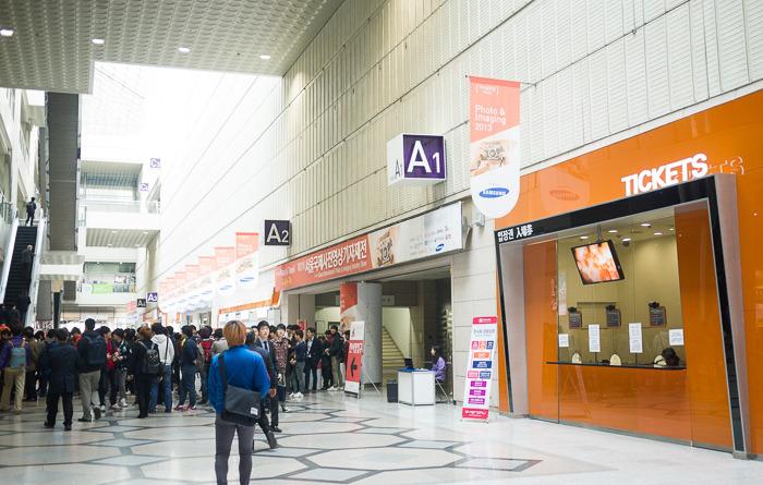 국제사진영상기자재전 - 2012 22회 서울국제사진영상기자재전을 관람하다 in COEX