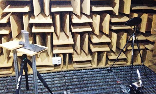 음향 증폭 구조물 실험 장치
