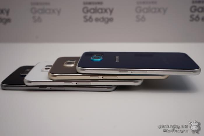 갤럭시s6, 스펙, 디자인, 실물, 특징, 아이폰6, 비교