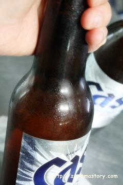 맥주,시원하게 하는 법, 물티슈, 노하우