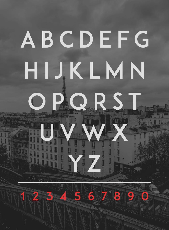 무료 영문 폰트 - Free Font : ADAM.CG.PRO