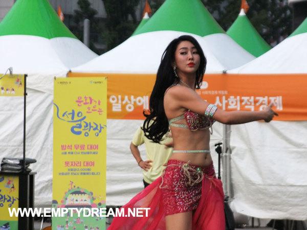 2017 문화가 흐르는 서울광장 개막공연, 댄스 페스티벌