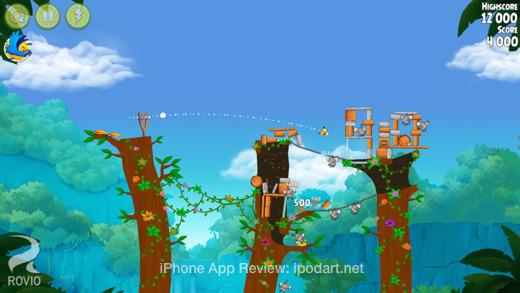 Angry Birds Rio 앵그리버드 리오 아이폰 아이패드 추천 게임