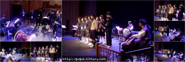[일일체험]일본오카야마현 중학생 교류단과 함께한 전수관의 봄♡