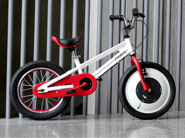 우리 아이 자전거 배우기? 타고, 밟고, 달리면 끝!? 자이로바이크가 해결사