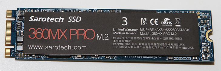 새로텍, 360MX PRO, M.2 ,256GB ,벤치마크,IT,IT 제품리뷰,파이슨,컴퓨터 저장장치는 이제는 SSD를 생각하지 않을 수 없게 되었죠. 새로운 인터페이스 M.2를 이용해서 속도를 높일 수 있는데요. 새로텍 360MX PRO M.2 256GB 벤치마크를 통해서 이부분을 좀 알아보려고 합니다. M.2 인터페이스는 PCI-E를 이용하는 것이므로 SATA3 인터페이스보다는 더 높은 속도를 낼 수 있습니다. M.2 인터페이스는 아주 간단하게 설치할 수 있다는 장점이 있죠. 새로텍 360MX PRO M.2 256GB는 볼트 하나만 풀었다가 조여주면 설치가 끝납니다. SATA 방식처럼 복잡하게 전원과 데이터 케이블을 연결할 필요는 없지요.