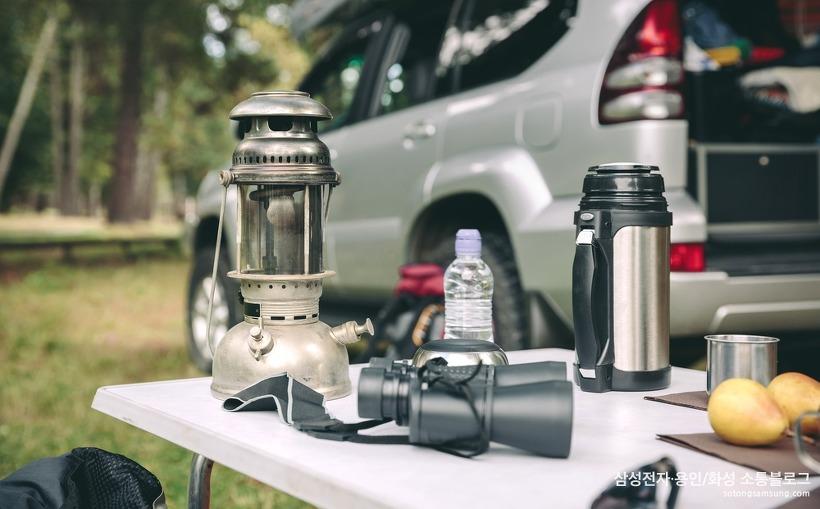 캠핑 램프