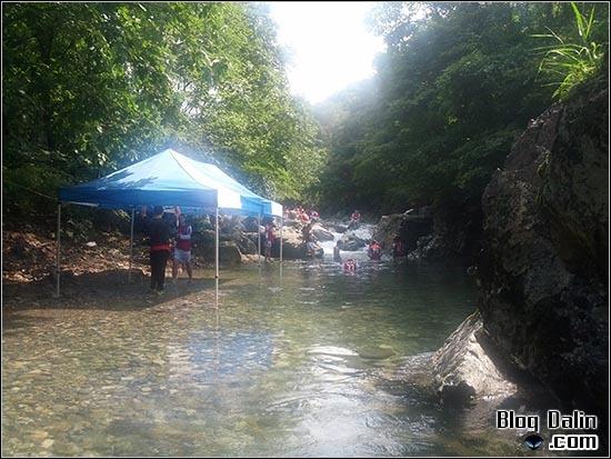 잘알려지지 않은 계곡 안양골, 철원 계곡 캠핑장 상류_05