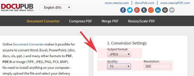 pdf에서 jpg로 무설치 변환하는 쉬운방법 알아보기