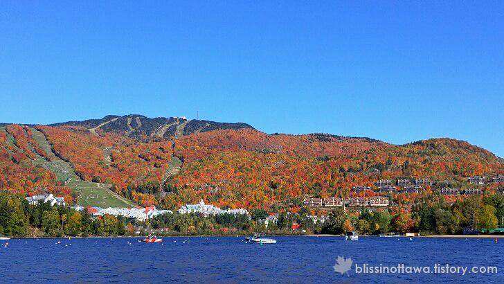 캐나다 Mont Tremblant 리조트